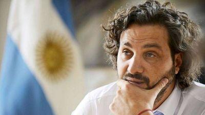 Cafiero esta vez habló de Macri:
