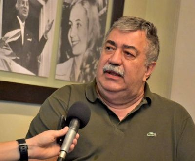 Fuerte respaldo institucional a Héctor Rubén González