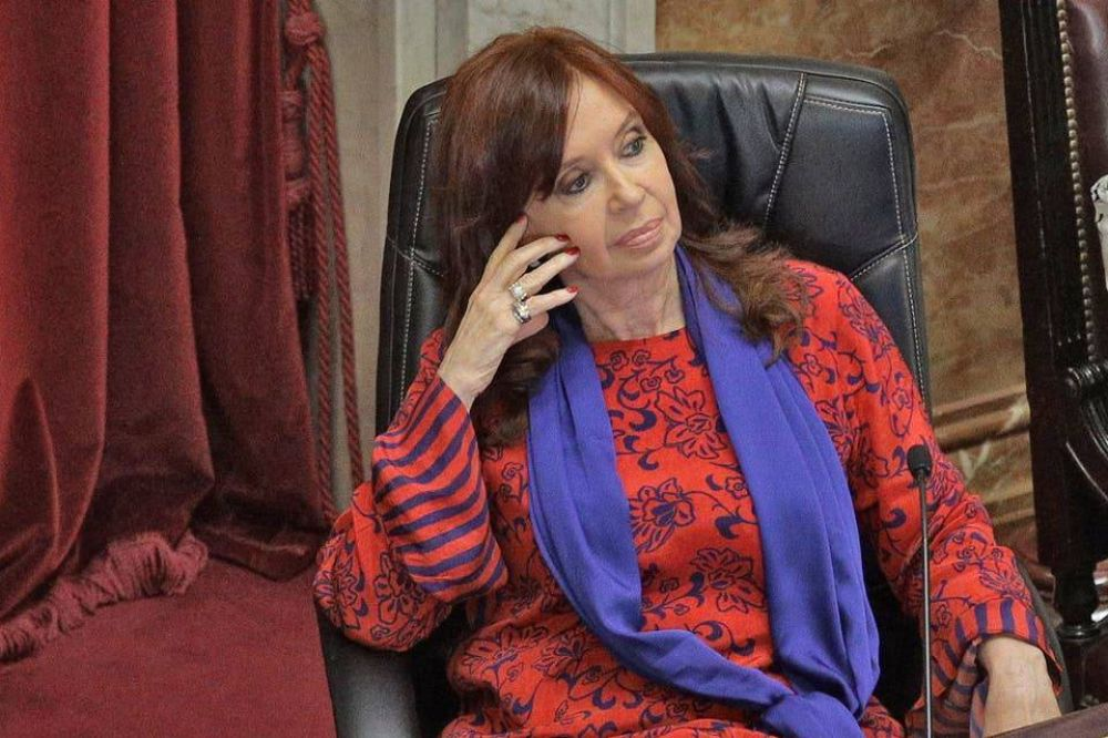 El Congreso, epicentro de la venganza de Cristina Kirchner