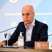 Ante las críticas, Horacio Rodríguez Larreta comenzó a marcar diferencias con el oficialismo