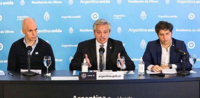 """Nueva cumbre Alberto-Larreta, la peste de la incertidumbre y el """"deep zoom"""" de la política"""