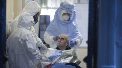 Suman 539 los fallecidos y 16.851 los infectados por coronavirus en Argentina