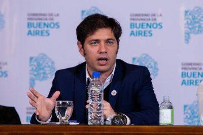 Con guiño de Kicillof, apuran suba extraordinaria de Ingresos Brutos a bancos en Buenos Aires