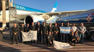 Relato en crisis: Aerolíneas, el emblema de