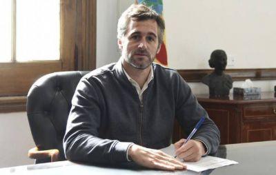 Achaval negó diferencias con el gobierno nacional y provincial