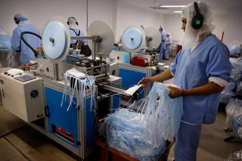 Industrias: habilitan más actividades en ocho municipios del Conurbano