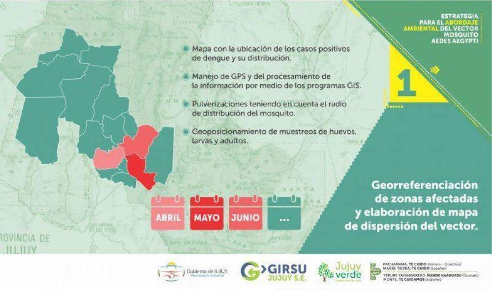 Estrategia para el abordaje ambiental del vector mosquito Aedes Aegypti en Jujuy