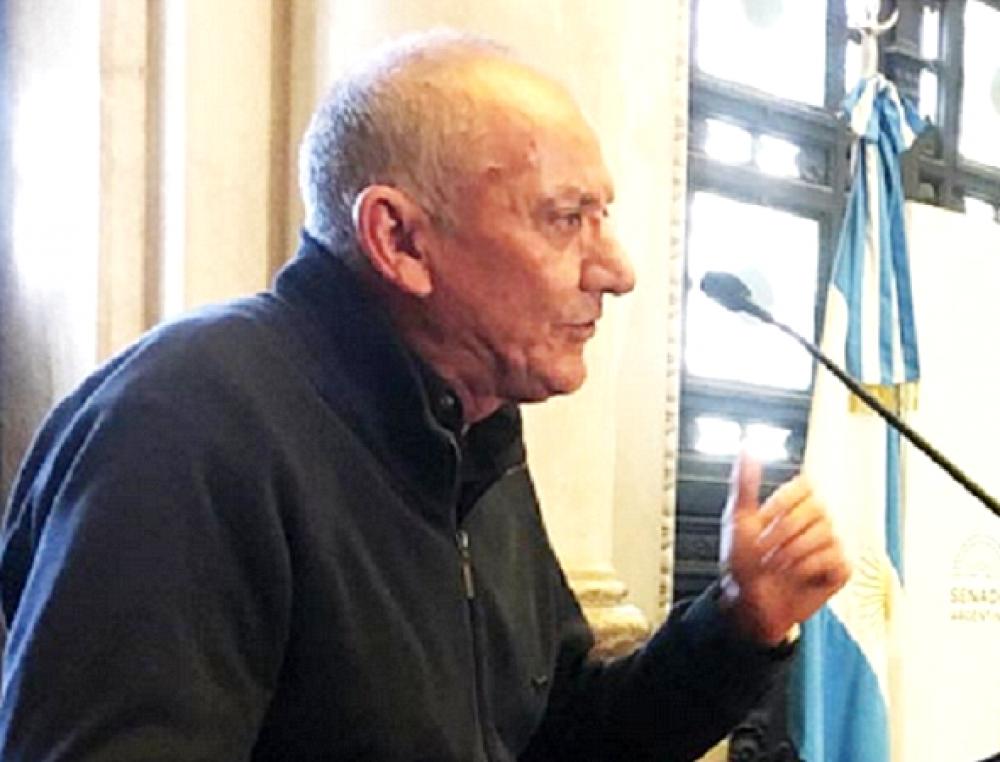 Dirigente de Saonsinra reclama definiciones políticas para desarrollar la Industria Naval Argentina