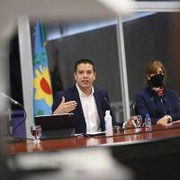 Domingo agitado para el Intendente Cristian Cardozo en La Costa tras el primer grupo de riesgo confirmado