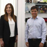 Arrancó la guerra entre Vidal y Kicillof con la mirada en las legislativas 2021