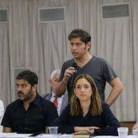 Todas las agremiaciones estatales le reclaman a Kicillof apertura de paritarias