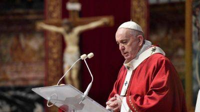 """El Papa: """"El Espíritu Santo es la unidad que reúne a la diversidad"""""""