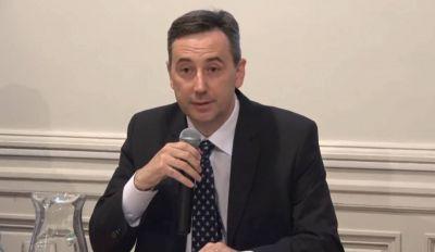 José Beni fue designado como nuevo interventor dela AGP