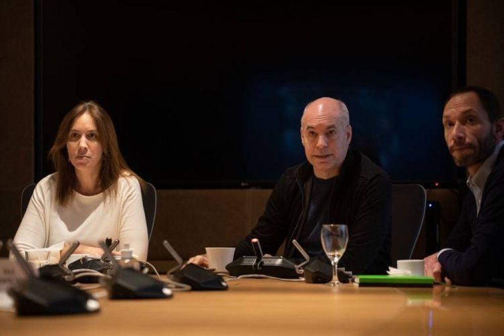 """Rodríguez Larreta se diferenció de los sectores de Juntos por el Cambio que cuestionan la cuarentena : """"No es una situación para sacar ventajas políticas"""""""
