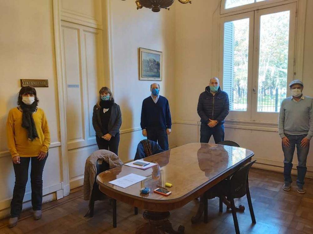 La Fundación Pampa Energía dona insumos hospitalarios al municipio de Zárate