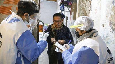 """""""Detectar es cuidar"""", el nuevo programa municipal para encontrar casos de coronavirus casa por casa"""