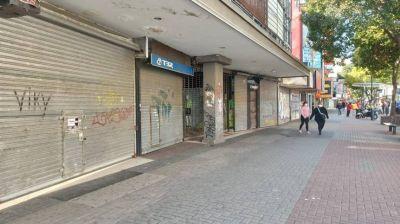 """Comerciantes de Quilmes preocupados: """"Tuve 6 ventas en 45 días"""""""