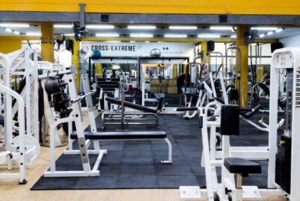 """Dueños de gimnasios se movilizarán en busca de reabrir: """"Nuestro temor es fundirnos trabajando"""""""