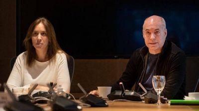 Con la mira en la unidad opositora, diputados de Carrió reunieron a Larreta y Vidal