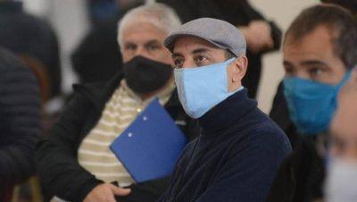 """Tucho Fernández: """"hay que cuidarse y cuidar a la gente"""""""