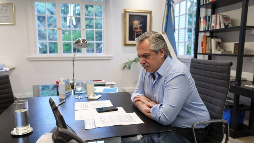 Alberto no consiguió apoyo de Cambiemos y postergaría la fórmula de movilidad jubilatoria por DNU