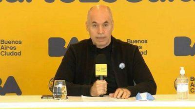 Horacio Rodríguez Larreta busca un equilibrio que no le garantiza Alberto Fernández