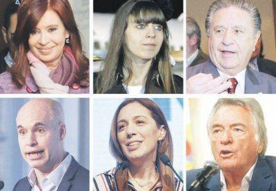 ristina y Duhalde, los dos expresidentes espiados por la AFI durante la era Macri