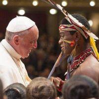 El agradecimiento de la Amazonía al Papa Francisco