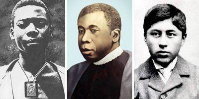 Santos que sufrieron el racismo y lucharon contra él