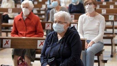 Consejo Mundial de Iglesias: Reunión virtual y oración por la pandemia