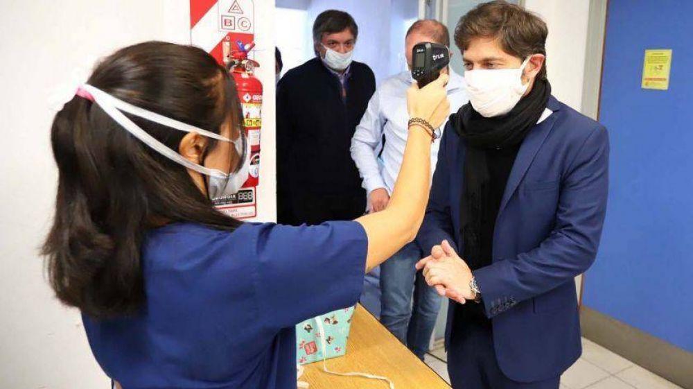 Axel Kicillof no cede: la cuarentena seguirá sin cambios en la Provincia