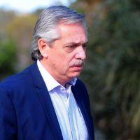 Alberto Fernández reiteró su compromiso con la legalización del aborto pero dijo que ahora