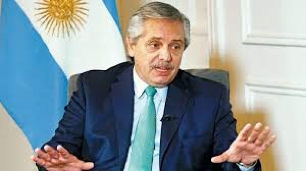 Alberto Fernández repudió la represión policial a una familia Qom