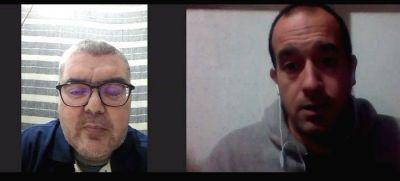 """Fabián Brest: """"Llamar a la rebelión de la cuarentena es de una terrible irresponsabilidad"""""""