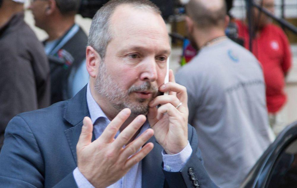 """Martín Sabbatella sobre las escuchas ilegales: """"Mauricio Macri estaba a la cabeza de esa operación mafiosa"""""""