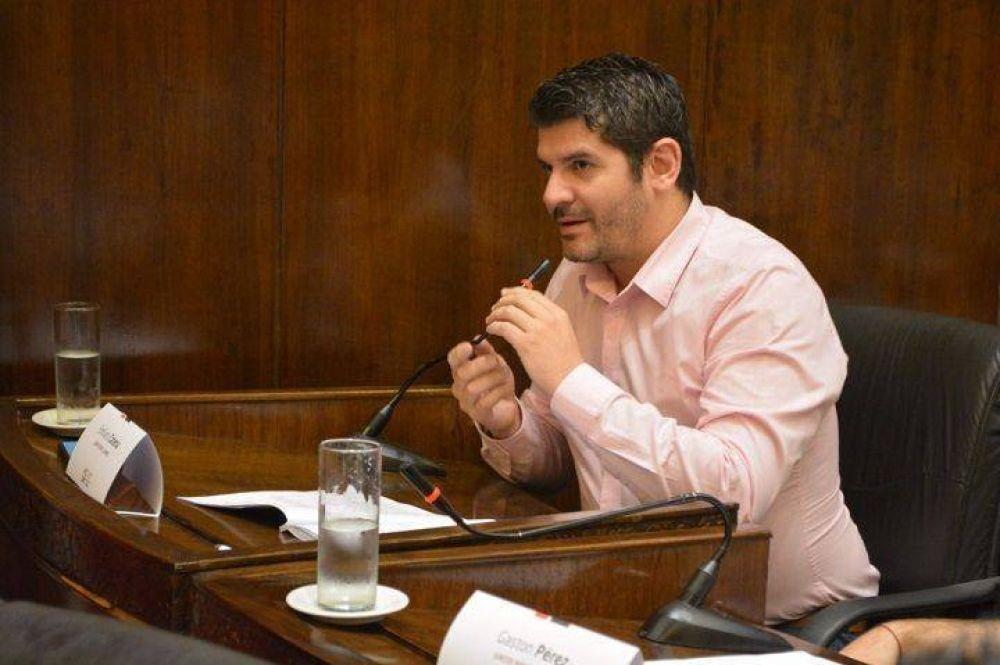 Morón | Denuncia penal contra el concejal macrista Emiliano Catena