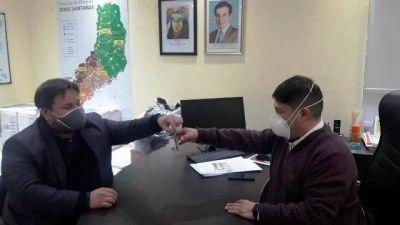 Salud Pública recibió formalmente la obra de la Unidad de Salud para Inimputables