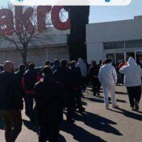 Makro no quiere pagar el bono de $5.000 a los empleados