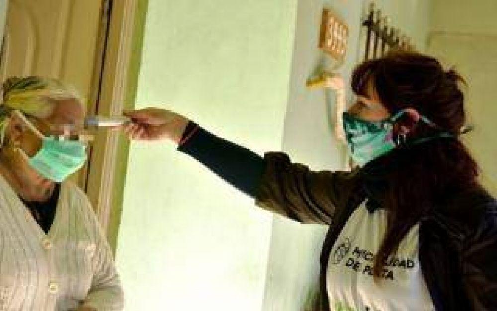 Coronavirus: La Plata llegó a los 156 casos positivos