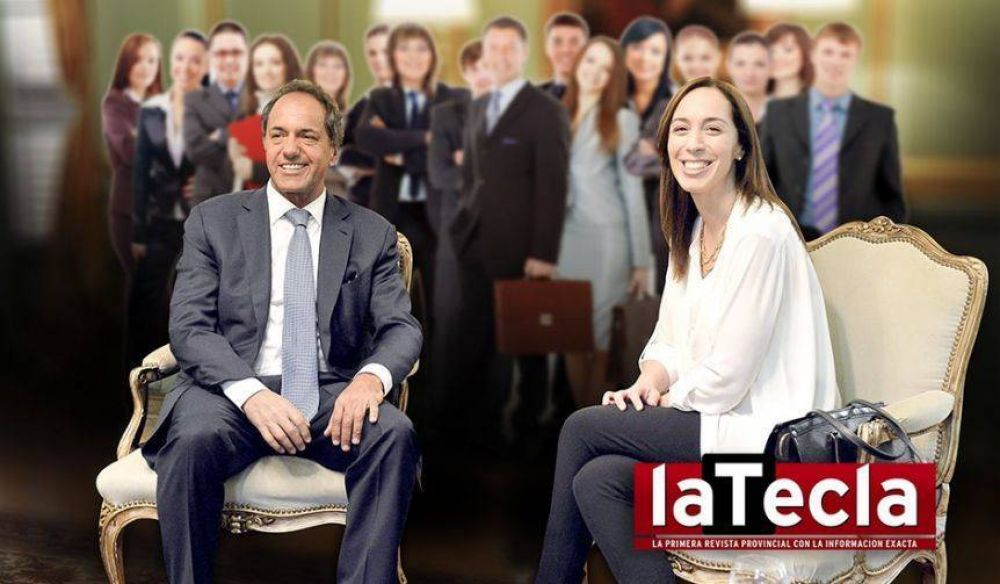 En qué andan los ministros de Scioli y Vidal