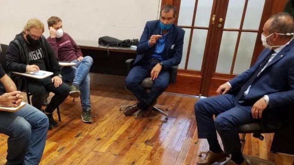 """La Plata: Para Guillermo Escudero, """"la incertidumbre genera malestar"""" entre los comerciantes"""