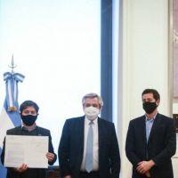 La Provincia adhirió al Programa Argentina Construye para obras en el marco de la pandemia