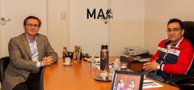 El Secretario de Minería de la Nación se reunió con AOMA