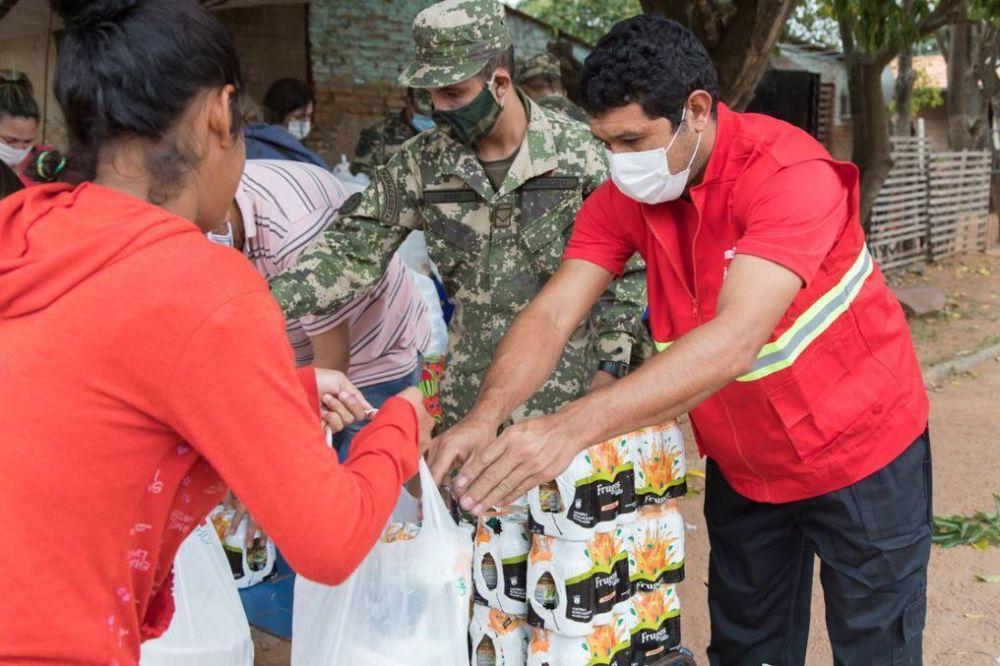 #JuntosHacemosLaDiferencia: Coca-Cola ya donó más de 500.000 productos de hidratación