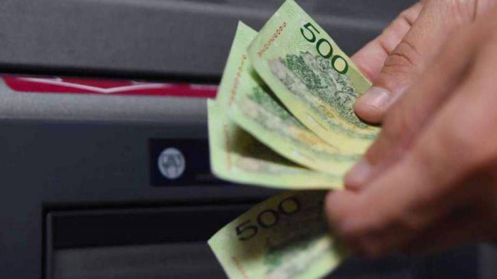 El Estado pagará 3,5 millones de salarios privados de mayo