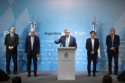 Coronavirus en Argentina: Alberto Fernández prepara el anuncio de extensión de la cuarentena para el jueves, antes de irse a La Pampa y Neuquén