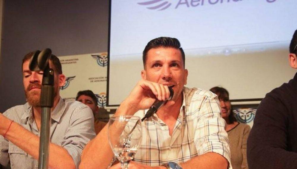Se tensa la situación en Aerolíneas: Aeronavegantes ratificó que no aceptará rebajas salariales