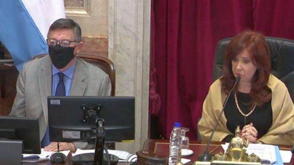 Senado: tras frenar ley de alquileres, Juntos por el Cambio abandonó la sesión para no debatir DNU