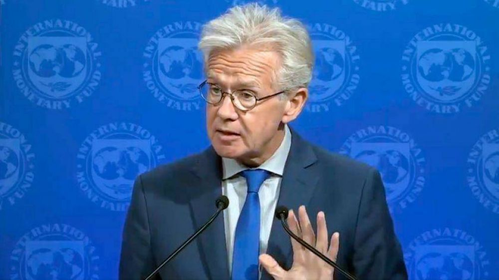 FMI ratificó apoyo al país en negociación de deuda y espera que se logre un acuerdo