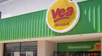 Detectan dos casos de coronavirus en supermercados Vea de Merlo
